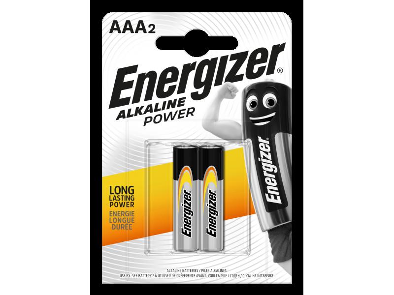 Energizer Power B2 AAA mikro ceruza elem